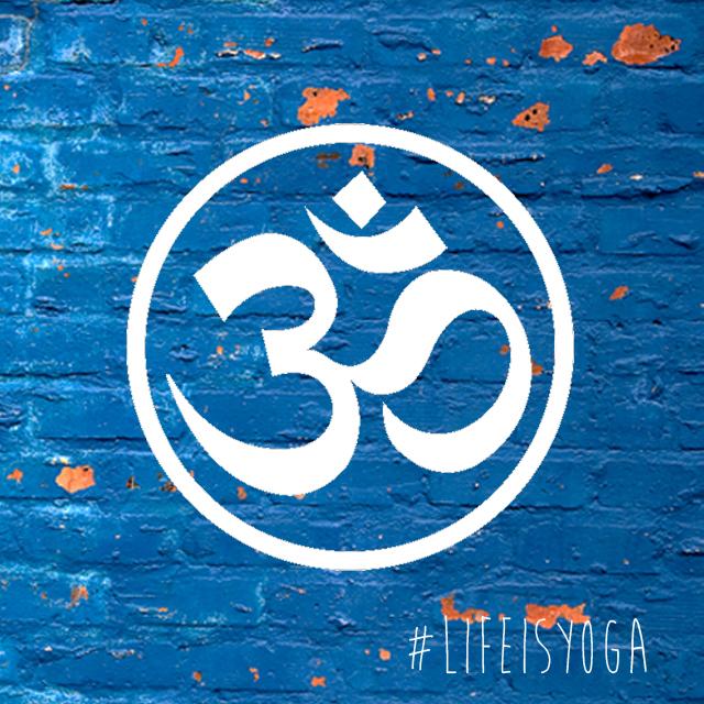 AUM Namaste Life Is Yoga Groningen Jeffrey Deelman