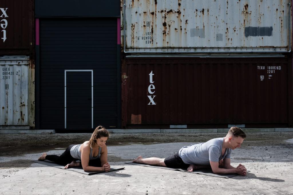 Life is yoga | Jeffrey Deelman foto: www.84photos.nl - Lucas Winkel