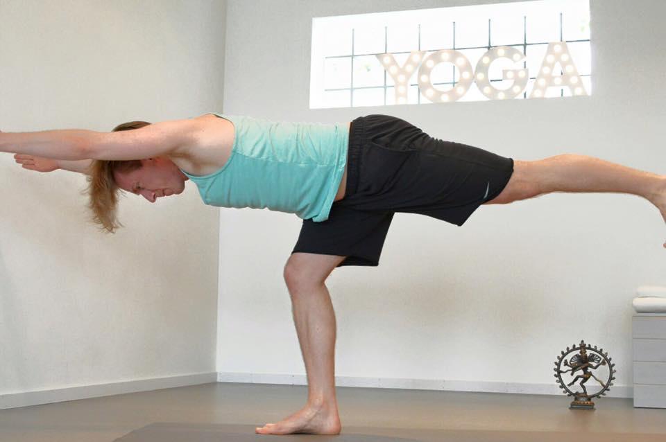 Life is Yoga | Jeffrey Deelman | Yoga in Groningen