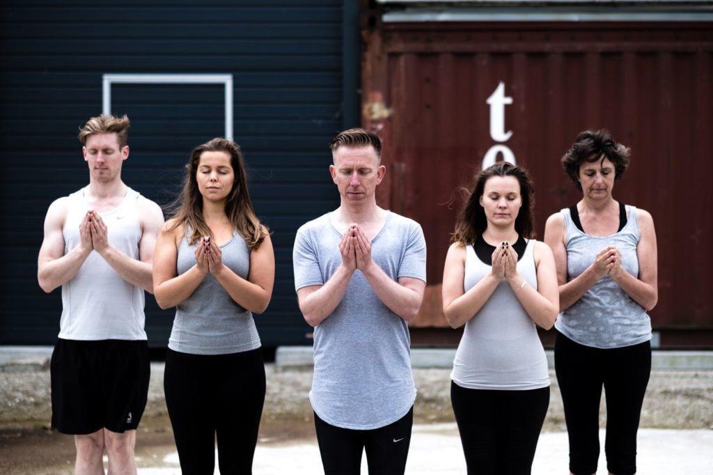 Life is yoga   Jeffrey Deelman foto: www.84photos.nl - Lucas Winkel